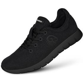 Giesswein Merino Runners - Chaussures Homme - noir